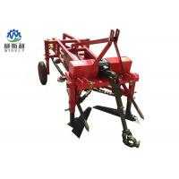 0.4~0.6 Acre / H Peanut Digger Machine , Seed Drill Groundnut Harvesting Machine Manufactures