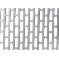 SS 304 Perforated Metal Screen Panels Sheet Hole Punched Stainless Steel Plate Manufactures