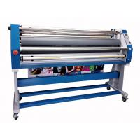Automatic Commercial Laminator Machine , Hot And Cold Laminator 1600mm RL1600 Manufactures