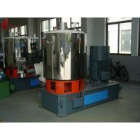 1000L 7.5Kw Cooling High Speed Mixer With Spiral Bevel Gear Reducer Manufactures