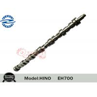 Buy cheap Excavator Diesel Engine Parts Forged Camshaft EH700 , One Year Warranty from wholesalers