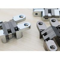 "Soss Light Duty Concealed Hinges For 1/2"" and 3/4"" minimum door thickness, opens 180 degrees Manufactures"