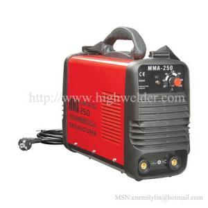 China Mini Inverter DC MMA Welder/ARC Welding machine-MMA-250(B2) on sale