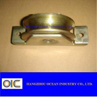China Sliding Gate Hardware Sliding Door Wheel With Bearing on sale