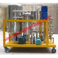 waste cooking oil treatment Plant, UCO Vacuum Clean Machine Manufactures
