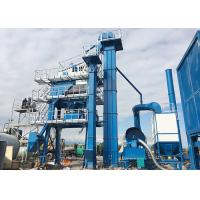 China Road machinery asphalt batching plant exports to Kyrgyzstan on sale