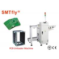 Automatic PCB Loader Unloader Machine Customized Transfer Height SMTfly-250ULD Manufactures