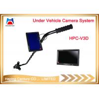 China Portable Digital Visual Under Vehicle checking camera  UVSS with DVR on sale
