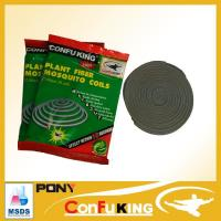 China China powerful effect natural plant fiber mosquito coil on sale