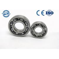 GCR15 Chrome Steel Open Deep Groove Ball Bearing Model 6205 Weight 0.125kg Manufactures