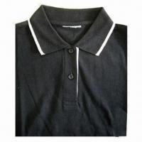 Polo Shirt for Women, Made of 100% Cotton Manufactures