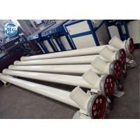 Carbon Steel Industrial Screw Conveyors Screw Auger MG Series High Precision Manufactures