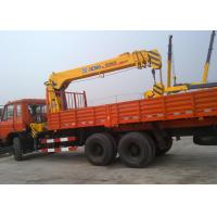 XCMG Truck Loader Crane, 5 ton Lifting Truck Mounted Crane with High Quality Manufactures