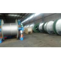 Bare ACSR Conductor Aluminium Conductor Steel Reinforced With AC Cable Current Manufactures