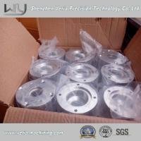 CNC Machining Part / Precision Aluminum Part Machinery Component for Filter Manufactures
