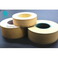 Wood Pulp Cork White Tipping Paper Cigarette Filter Packing Uncoated Custom Size 3000m Length Manufactures