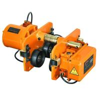 Easy Installation Electric Hoist / Crane Trolley With 0.5t To 5t Capacity Manufactures