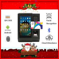 China Cost-effective 5 inch Android Facial Fingerprint NFC Biometric Fingerprint Access Control HF-A5 on sale