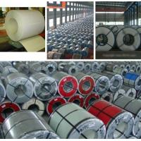 DX51D Full Hard Skin Passed Ppgl Prepainted Galvanized Steel Coil 600 - 1500mm width Manufactures