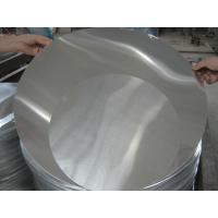 Polished Aluminium Sheet Circle For Deeping Drawing / Spinning / Anodizing Manufactures