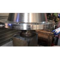 Forged RF Nickel Alloy Flanges 12 Smooth Face Finish ASME B16.5 Standard Manufactures