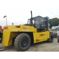 China Strong Power Manual Used Diesel Forklift Truck Convenient Manipulation on sale