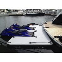 Drop Stitch Float Platform Inflatable Yacht Slides Watercraft Dock Customized Size Manufactures