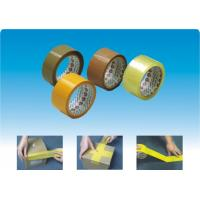 Clear / Transparent Self-Adhesive Tapes BOPP Packing Tape For Bundling SUNFINE