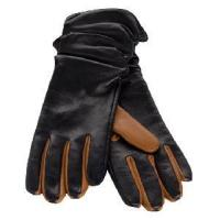 Black Leather Gloves (NF10-M24) Manufactures
