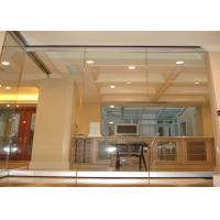 Aluminum Temporary Wall Partitions Provide A Complete Sound Retardant Barrier Manufactures