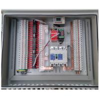Intelligent Lightning PV Electrical Combiner Box , Ac Solar Pv Combiner Box
