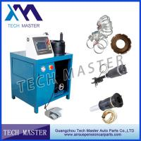 OEM Air Suspension Hydraulic Hose Crimping Machine for Mercedes W164 Air Shock Manufactures