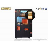 China Intelligent Automated Fresh Orange Juice Vending Machine With 20 Inch Lcd Size on sale