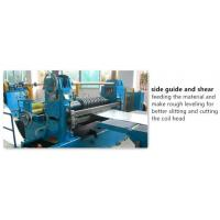 Buy cheap Stainless steel slitting line machine Aluminum metal steel coil slitting line from wholesalers