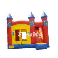 China Waterproof Plato PVC Tarpaulin kids Inflatable Jumping Castle on sale
