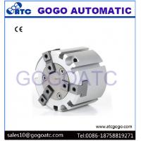 Compressed Air Cylinders , Parallel Pneumatic Gripper Mechanism Pneumatic Double Acting Cylinder Manufactures