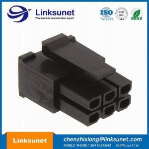 Quality MOLEX Microfit Lift Automotive Wiring Harness 3.0MM PICH 43025 - 0600 VDE Standard for sale