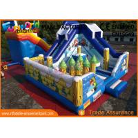 Quality Kids Inflatable Castle Jumping Bouncer / Commercial Bouncy Castle for sale