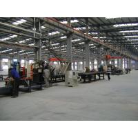 high speed CNC angle punching,shearing and marking line JNC125 Manufactures