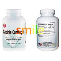 China 100% Natural Pill Garcinia Cambogia Weight Loss Capsules / Slim Diet Pills on sale