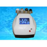 Ultrasound / Ultrasonic Cavitation Slimming Machine For Weight Loss , 50 / 60Hz Manufactures