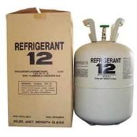 Auto Air Conditioner, water coolers R12 Refrigerant Cas 75-71-8 cylinder 30LB / 13.6KG Manufactures