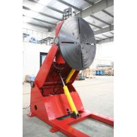 Hydraulic Pipe Roller Welding Positioner Wired Control Cylinder Welding Manufactures