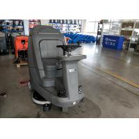 Dycon Driving System Commercial Floor Cleaning Machines Push Type For Creamic Tile Manufactures