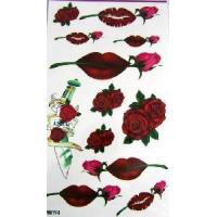 Fashion Tattoo Sticker (N007) Manufactures