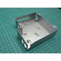 Non Standard Sheet Metal Manufacturing Process , Precision Metal Stamping Parts Manufactures