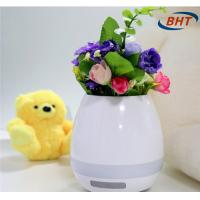 Magic Lighted Flower Pots 7 Colors 4h Charging Time Touch Panio For Body Relax Manufactures
