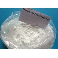 100% Customs Pass Injectable Anabolic Steroids Testosterone Phenylpropionate CAS 1255-49-8 Manufactures