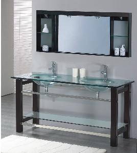 Glass Wash Basin (B300B) Manufactures