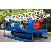 Crawler Mounted Rig Drilling In Horizontal To Vertical Geotechnical Engieering Manufactures